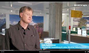 Ueli Rehsteiner im Filmbeitrag von Jump-TV